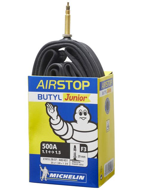 Michelin F3 Airstop Fahrradschlauch 20 Zoll Prestaventil